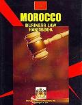 Morocco Business Law Handbook (World Business Information Catalog)
