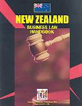 New Zealand Business Law Handbook (World Strategic and Business Information Library)