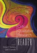 Critical Qualitative Research Reader