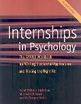 Internships in Psychology