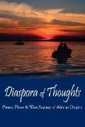 Diaspora of Thoughts: Poems Prose and Wise Sayings of African Origins