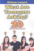 What Are Teenagers Asking?
