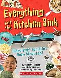 Everything but the Kitchen Sink: Weird Stuff You Didn't Know About Food