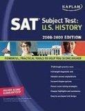 Kaplan Sat Subject Test: U.s. History, 2008-2009 (Kaplan Sat U. S. History)