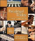 West's Paralegal Today: Legal Team at Work and Bankruptcy Supplement Package