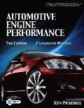 Today's Technician : Auto Engine Performance