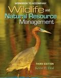 Student Workbook for Deal's Wildlife and Natural Resource Management