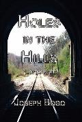 Holes in the Hills (large Print)
