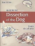 Guide to the Dissection of the Dog - Text and VETERINARY CONSULT Package