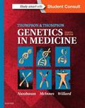 Thompson & Thompson Genetics in Medicine, 8e