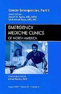 Cancer Emergencies, Part II, An Issue of Emergency Medicine Clinics (The Clinics: Internal Medicine)