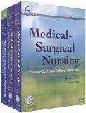 Medical-Surgical Nursing - Two-Volume Text and Study Guide Package: Patient-Centered Collabo...