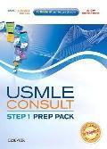 USMLE Consult Step 1 Prep Pack