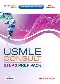 USMLE Consult Step 3 Prep Pack