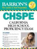 Barronrsquo;s CHSPE : California High School Proficiency Exam