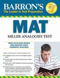 Barron's MAT, 11th Edition : Miller Analogies Test