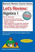 Let's Review Algebra 1