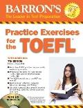 Practice Exercises for the TOEFL with Audio CDs