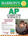 Barron's AP Computer Science a with CD-ROM, 7th Edition