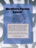 WordPairs Puzzles Galore