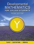 DEVELOPMENTAL MATH FOR COLLEGE STUDENTS
