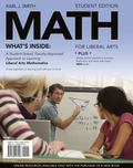 MATH for Liberal Arts (with Review Cards and Printed Access Card)