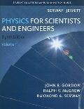 Student Solutions Manual, Volume 1 for Serway/Jewett's Physics for Scientists and Engineers,...