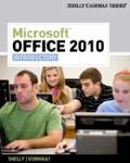 Microsoft  Office 2010: Introductory (Shelly Cashman Series(r) Office 2010)