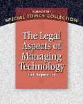 Legal Aspects of Managing Technology