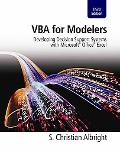 VBA for Modelers (with Premium Online Content