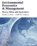 Environmental Economics and Management: Theory, Policy and Applications (with InfoApps 2-Sem...