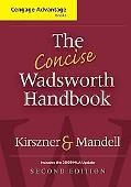 The Concise Wadsworth Handbook 2009 MLA Updated Edition