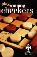 Play Winning Checkers: Official Mensa Game Book (w/registered Icon/trademark as shown on the...