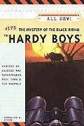 The Mystery of the Black Rhino (The Hardy Boys)