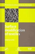 Surface Modification of Textiles (Woodhead Publishing in Textiles)
