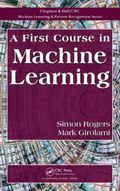 First Course in Machine Learning