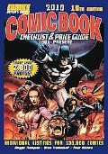 2010 Comic Book Checklist & Price Guide (Comic Book Checklist and Price Guide)