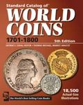 Standard Catalog Of World Coins 1701-1800 (Standard Catalog of World Coins Eighteenth Centur...