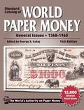Standard Catalog of World Paper Money General Issues - 1368-1960