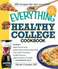 The Everything Healthy College Cookbook (E