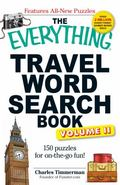 Everything Travel Word Search Book : 150 puzzles for on-the-go Fun!