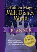 Hidden Magic of Walt Disney World Journal : Plan Your Trip, Discover the Secrets, Treasure t...