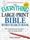 Everything Large-Print Bible Word Search Book : 150 inspirational puzzles - now in large Print!