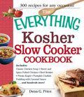 Everything Kosher Slow Cooker Cookbook
