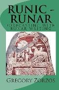 Runic - Runar : Forecasting with Runar Writing