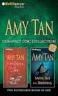 Amy Tan CD Collection: The Opposite of Fate, Saving Fish from Drowning