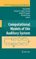 Computational Models of the Auditory System (Springer Handbook of Auditory Research)