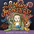 Too Many Monsters! : A Halloween Counting Book