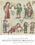 Readings in Medieval History, 4th Edition : Volume II: the Later Middle Ages