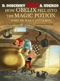 How Obelix Fell Into the Magic Potion: When He Was a Little Boy